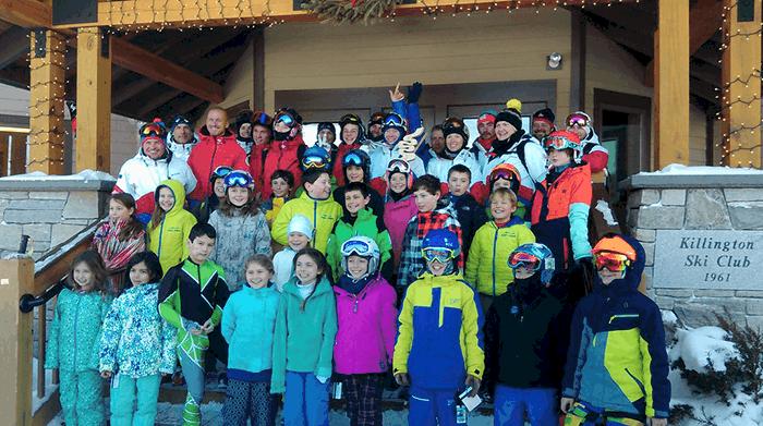 Ski Club Kids Group