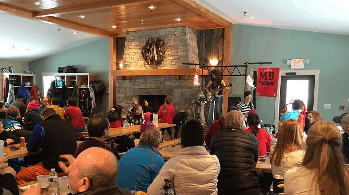 Killington Ski Club Interior