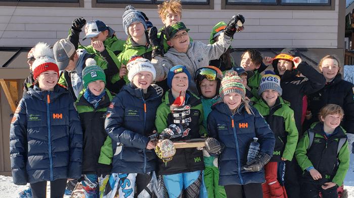 Killington Ski Club Kids Group