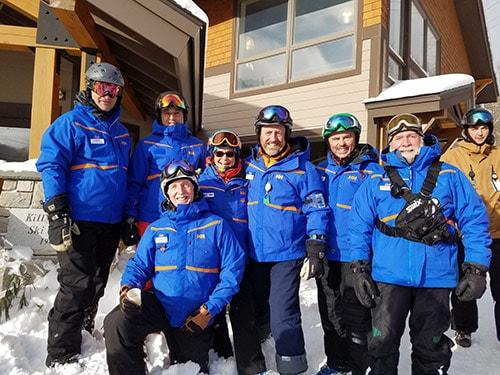 Killington Ski Club Adult Skillfuls